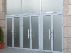 Купить алюминиевые двери, Крым