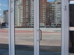 Алюминевые двери Симферополь