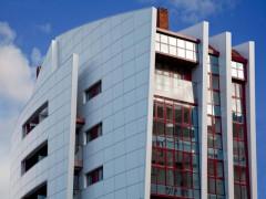 Фасады из алюминия в Крыму