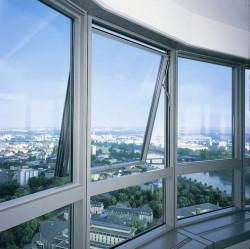 Заказать алюминиевые окна, Симферополь