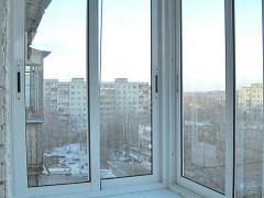 Алюминиевые окна. Симферополь, Крым