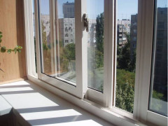 Заказать алюминиевые окна в Крыму