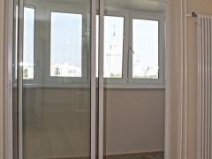 Алюминиеывые раздвижные двери в Симферополе