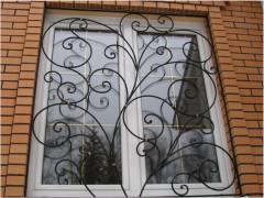 Купить кованые решётки на окна, Симферополь