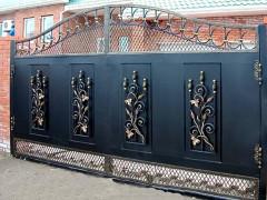 Заказать кованые ворота, Крым