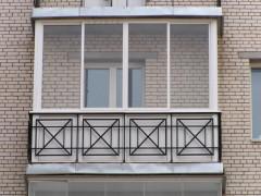 Остекление балконов в Симферополе, Крым