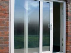 металлопластиковые раздвижные двери