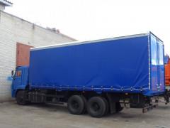 Заказать тент на грузовик в Крыму