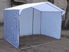 """Где в Крыму купить торговые палатки? - """"Горизонт Строй"""""""