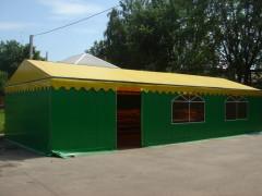 Торговые палатки, Крым