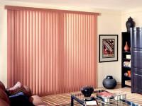 вертикальные жалюзи в интерьере дома